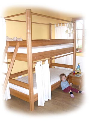 Kinderzimmer - Stockbett